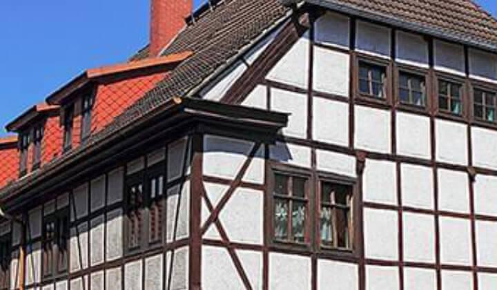 alte Fenster Planung