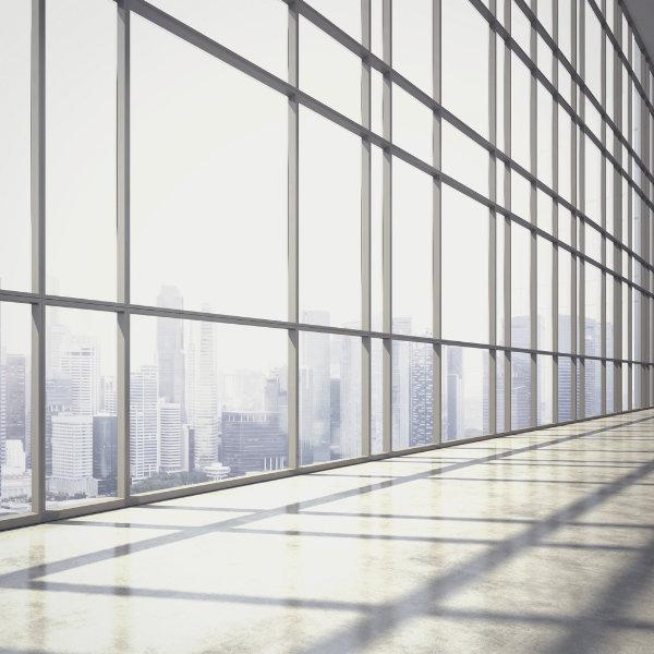 Industriefenster für Loftwohnung