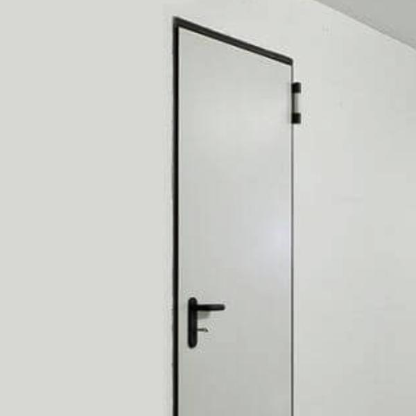 Kellertür für maximale Sicherheit