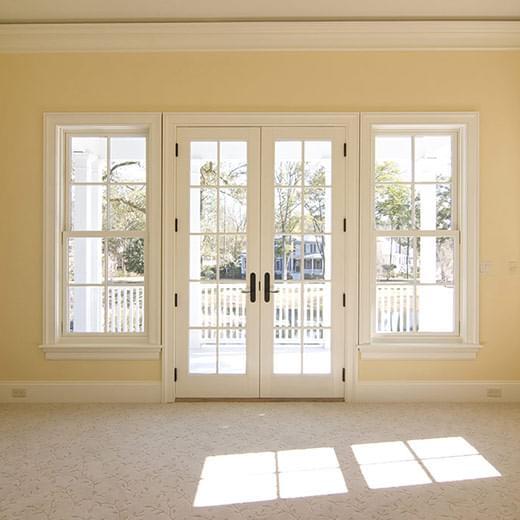 Lichtdurchlässigkeit von Fensterglas