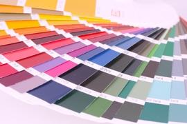 Aluminium Haustür Farben
