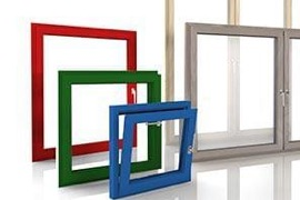 Kunststofffenster Farben