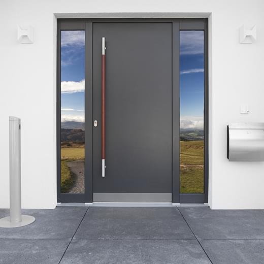 Eingangstüren sichern