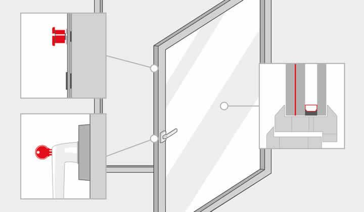 einbruchschutz fenster einbruchsicherung nachr sten. Black Bedroom Furniture Sets. Home Design Ideas
