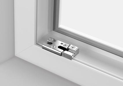 Sicherheitsbeschläge für Fenster