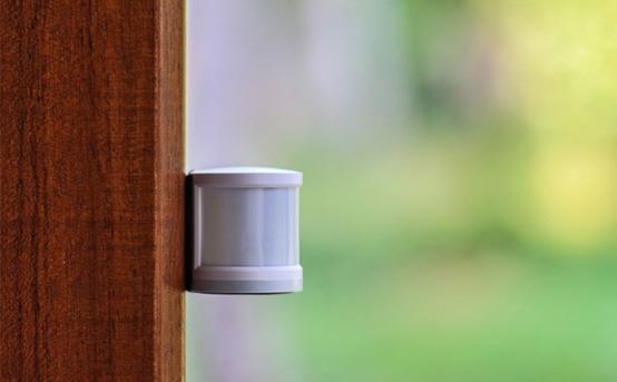 Smart Home Bewegungsmelder für Außenbereich