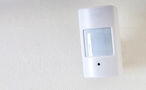 Smart Home Einrbruchschutz Bewegungsmelder