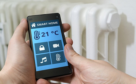 Smart Home Heizungsregler