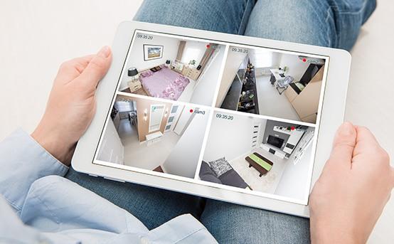 Smart Home Kameras