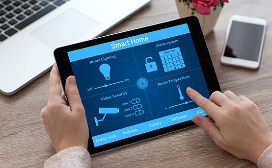 Smart Home Kosten sparen mit Steuerung
