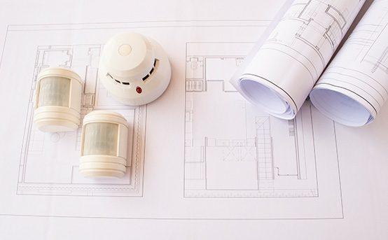 Smart Home Planung Bauzeichnung