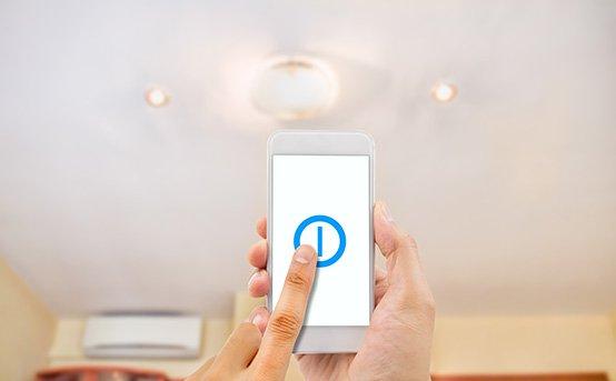 Smart Home Wlan für Lichtsteuerung