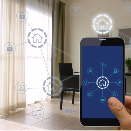 Smart Home Fenster