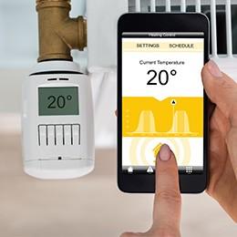 Smart Home Heizungssteuerung
