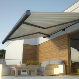 Terrassenüberdachung Modern