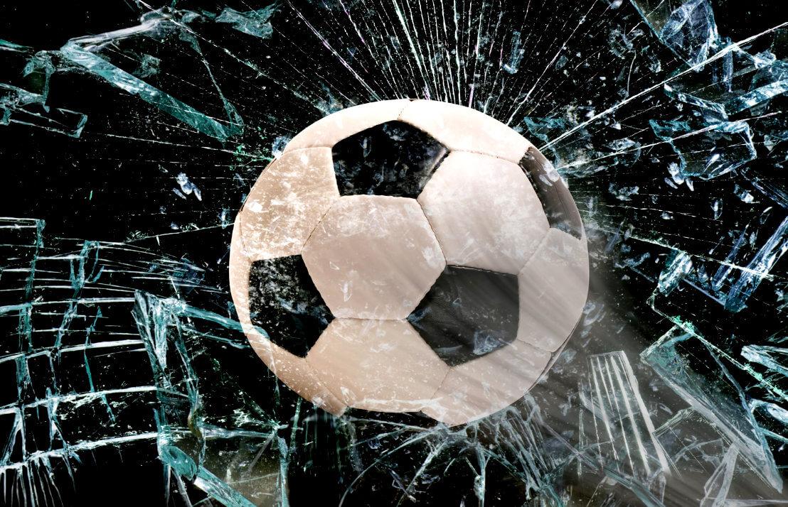 Ballwurfsichere Verglasung
