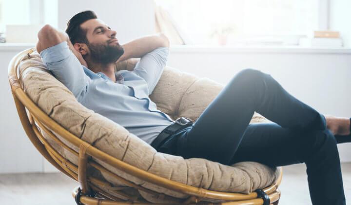 Entspannt wohnen mit durchbruchhemmender Verglasung