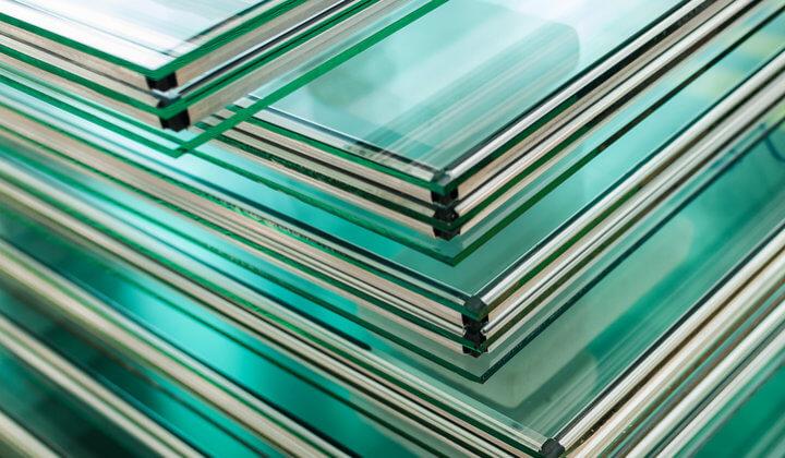 Fensterglasherstellung