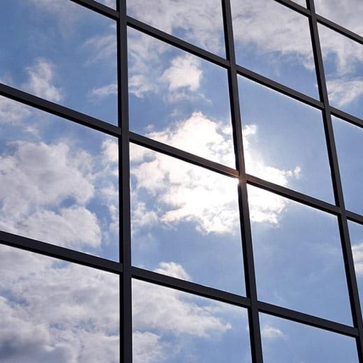 Sonnenschutzglas