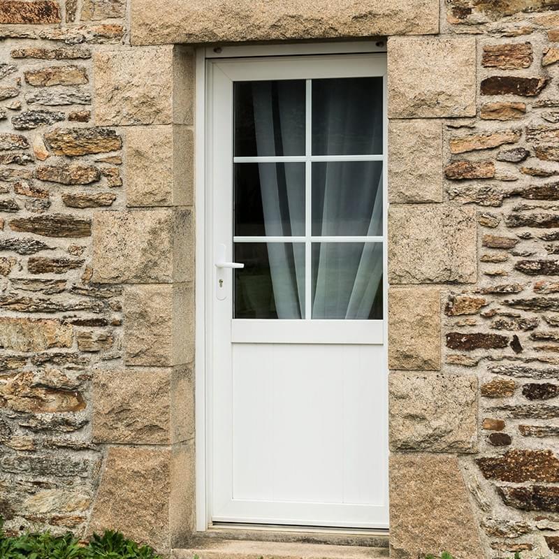 Nebeneingangstür Kaufen Nebeneingangstür Mit Glas » Günstig Kaufen |  Fensterversand
