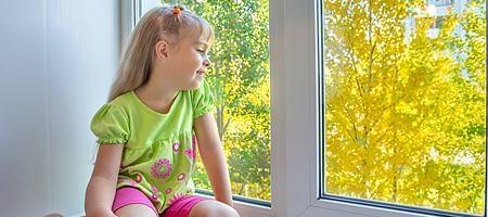 Fenster mit Isolierglas