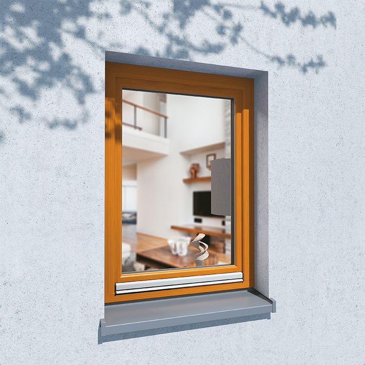 Holzfenster Einbausituation außen
