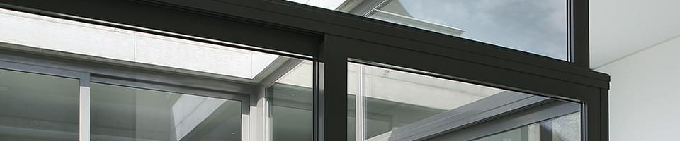Verglasungen für Parallel-Schiebe-Kipp-Türen