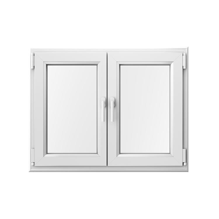 Doppelflügelfenster ohne Mittelsteg