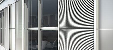 Favorit Schüco Fenster mit integriertem Rollladen UK56