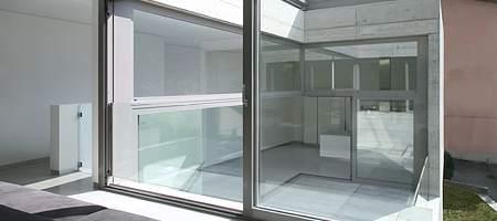 Entwiklung von Stahlfenster