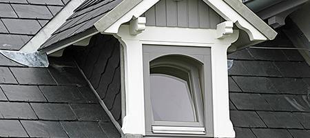 Holz Gaubenfenster