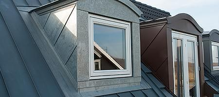 Gaubenfenster für mehr Licht