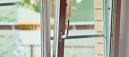 Material für Drehkipp Fenster