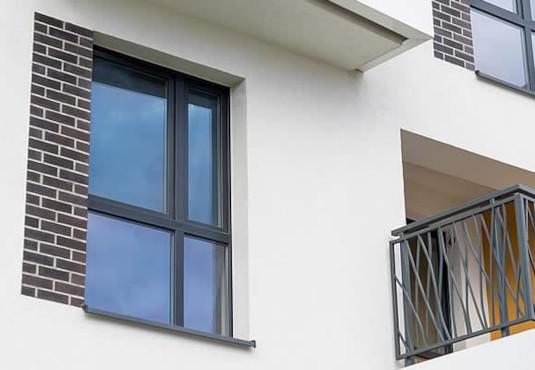 Schallschutzfenster Einbausituation