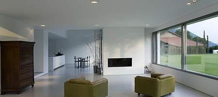 Schallschutzverglasung für Blendrahmenfenster