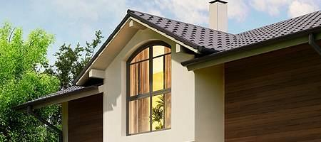 Segmentbogenfenster: Funktionsreich und formvollendet