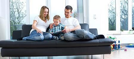 wohnzimmerfenster g nstig online kaufen fensterversand. Black Bedroom Furniture Sets. Home Design Ideas