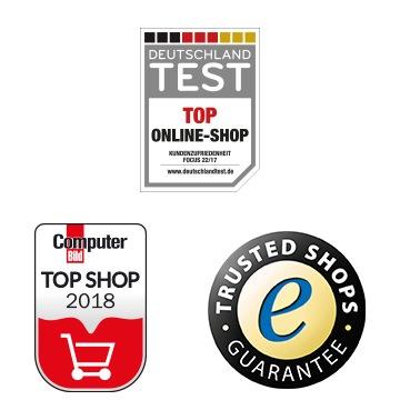 Online Shop des Jahres 2018