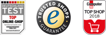 Deutschland Test Bester Onlineshop, Trusted Shops, Computer Bild Top Shop 2018