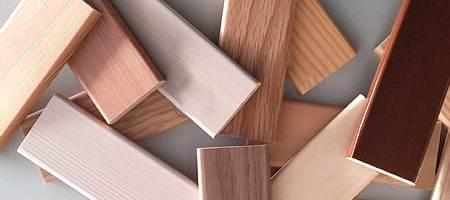 Material Farben Holz