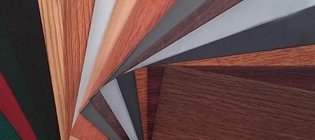 Farben für Kunststoff Terrassentüren