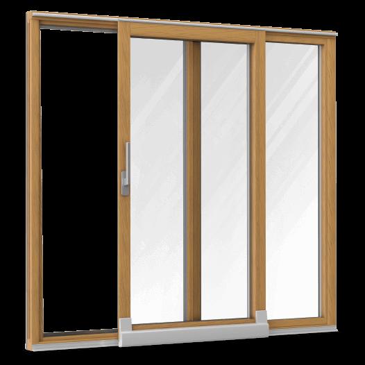PSK-Türen Holz-Alu