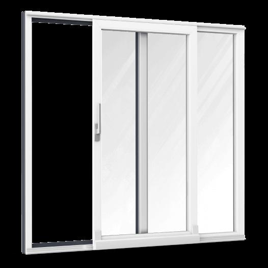 PSK-Türen Kunststoff-Alu