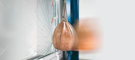 Einbruchhemmende Verglasung für Terrassentüren