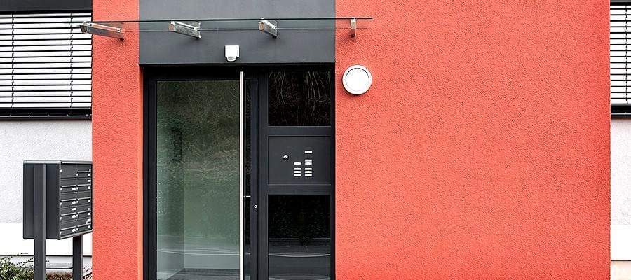 Vordach Haustur Moderne Hausturuberdachungen Kaufen