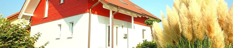 Vordach Pultdach Haus