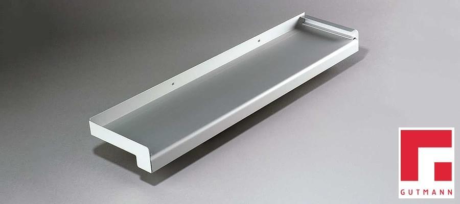 Gutmann Aluminium Fensterbank