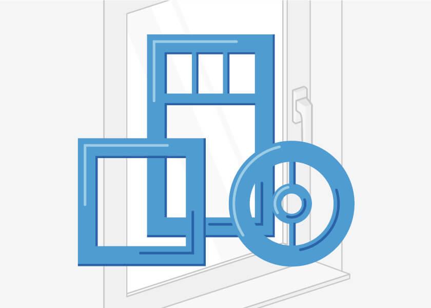 Fenstertypen Arten Formen
