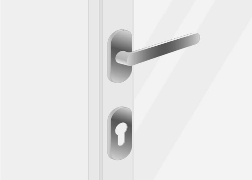 Zubehör für Türen