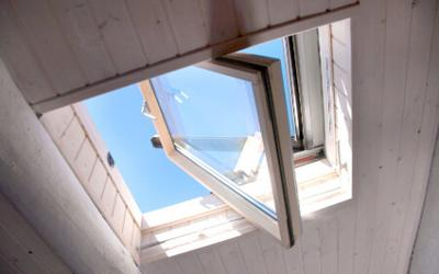 Dachausstiegsfenster
